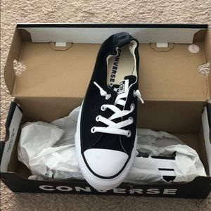 Converse CT Shoreline Slip Size 9 Black
